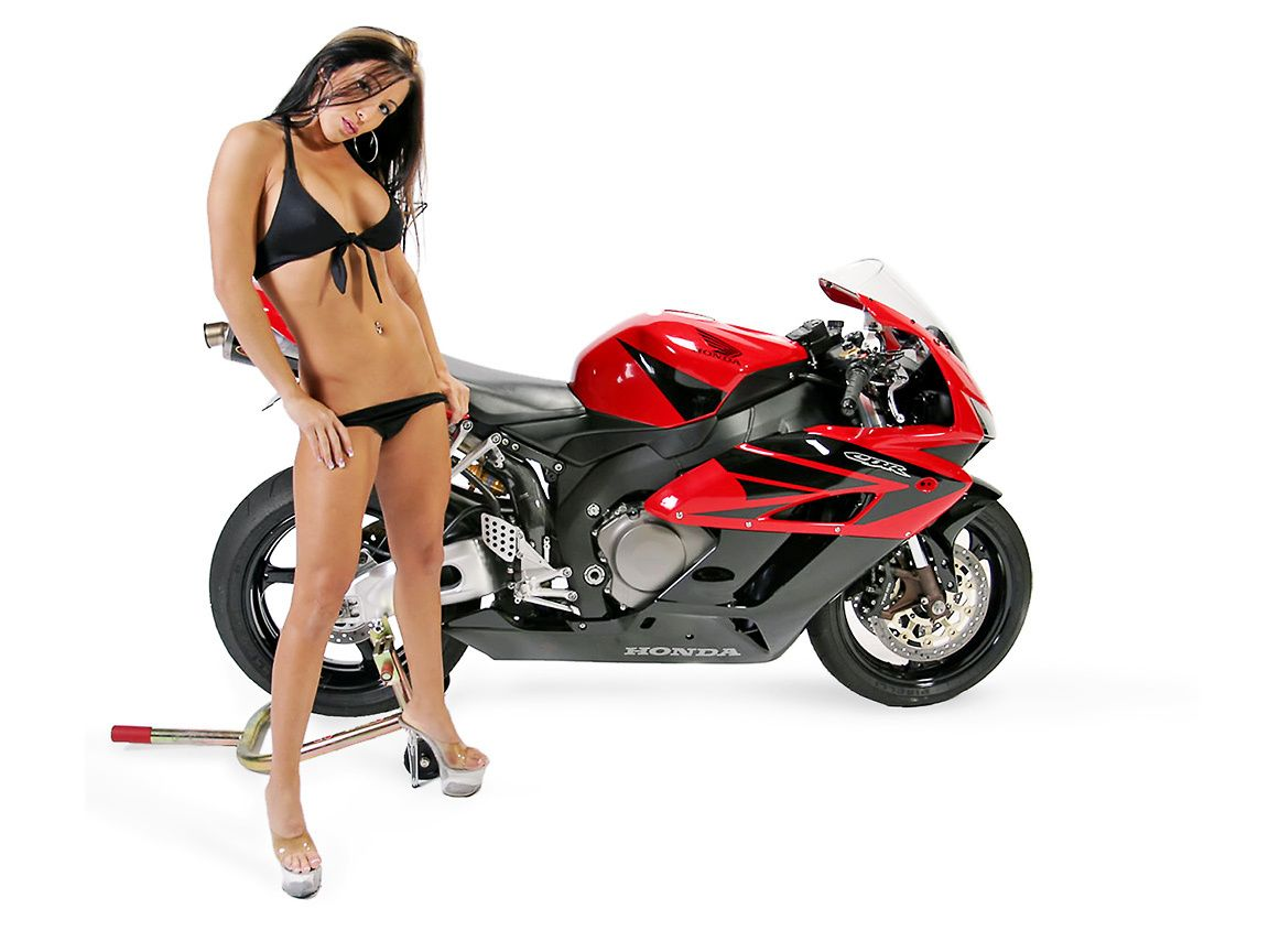 GIRL HONDA CBR motorcycles 8978081 1152 864