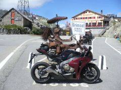 Grimselpass Agosto 2012