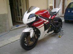 La mia cbr 1000 2010